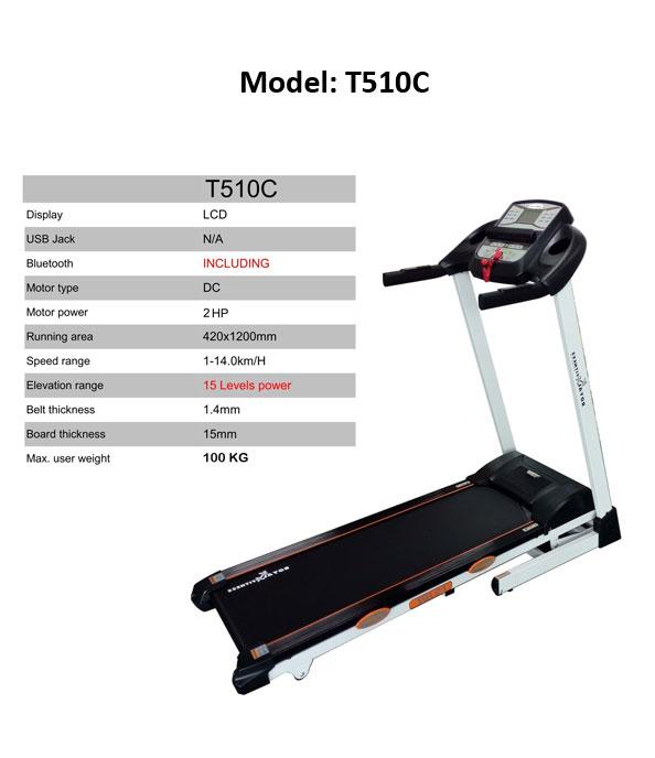 Royal Fitness T 510 c