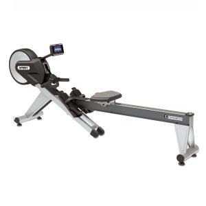 Spirit Fitness CRW800 Rowing Machine (Black)